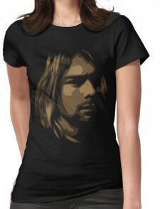 Smells Like Grunge Spirit Womens Fitted T-Shirt