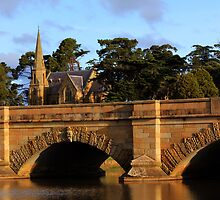 Ross Bridge, Tasmania by Charles Kosina
