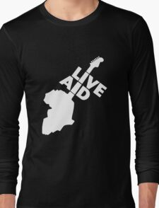 New Live Aid vintage Long Sleeve T-Shirt