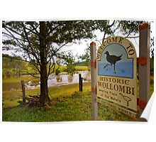 Welcome to Wollombi  Poster