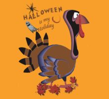 Halloween is my Holiday by Sandy Woolard