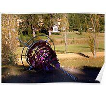 Lavender Gate Farm & Gallery Poster