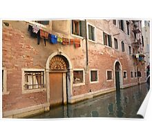 Beauty in Venice Poster
