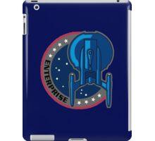 Enterprise Mission Patch iPad Case/Skin