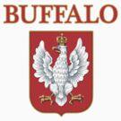 Vintage Buffalo Polish Crest by PolishArt