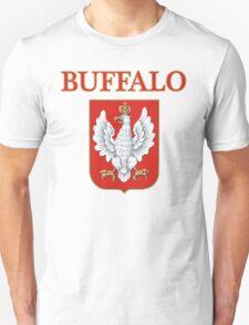 Vintage Buffalo Polish Crest T-Shirt