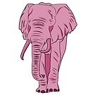 I See A Pink Elephant by Rachel Counts