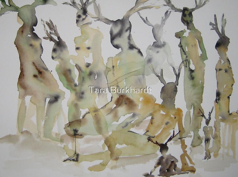 Deer Man by Tara Burkhardt