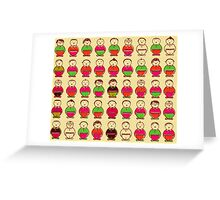 Non-player character Greeting Card