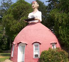Mammy's Cupboard - Natchez, MS by Dan McKenzie