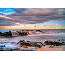 Wonderful Garrie beach Photographic Print