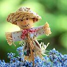 Lavender Scarecrow by i l d i    l a z a r