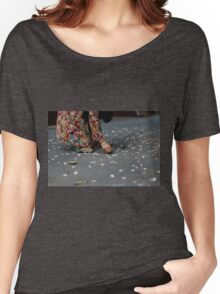 flower collector  Women's Relaxed Fit T-Shirt