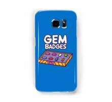 Gem Badges Samsung Galaxy Case/Skin