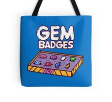 Gem Badges Tote Bag
