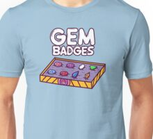 Gem Badges Unisex T-Shirt