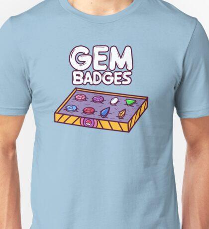 Gem Badges Unisex T-Shirt