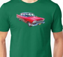 1958 Plymouth Savoy Classic Car Unisex T-Shirt