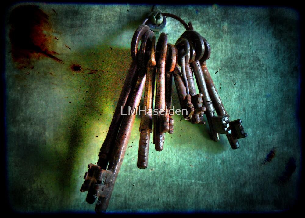 Nine keys to success. by Lynne Haselden