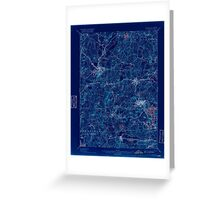 Massachusetts  USGS Historical Topo Map MA Marlboro 352828 1898 62500 Inverted Greeting Card