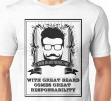Save The Beard! Unisex T-Shirt