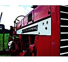 International Harvester: I Photographic Print