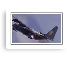 Blue Angels Fat Albert Metal Print