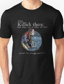 That Mumping Villain (White Text for Dark Tees) T-Shirt
