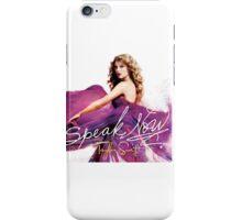 Speak Now Album Art iPhone Case/Skin