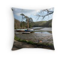 A Tranquil Scene Throw Pillow