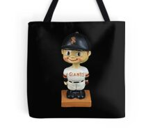San Francisco Giants Bobblehead Tote Bag