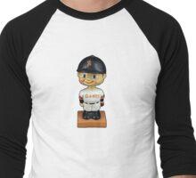 San Francisco Giants Bobblehead Men's Baseball ¾ T-Shirt