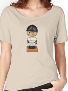 San Francisco Giants Bobblehead Women's Relaxed Fit T-Shirt