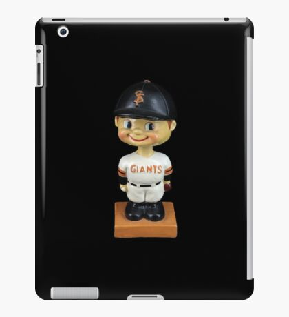 San Francisco Giants Bobblehead iPad Case/Skin