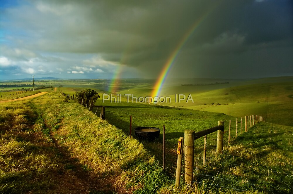 """The Valley Of The Promise"" by Phil Thomson IPA"