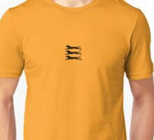 3 Wolves Unisex T-Shirt