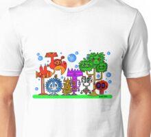 Monster Gang tee Unisex T-Shirt