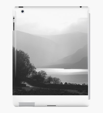 Misty Hills  iPad Case/Skin