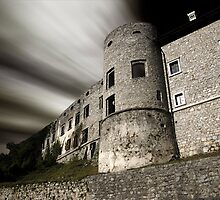 Haunted Castle by Blaz Erzetic