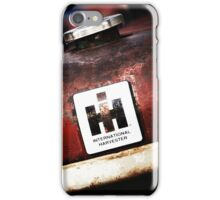 International Harvester: In the Rust  iPhone Case/Skin