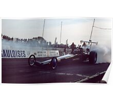 Top Fuel Dragster03 Poster