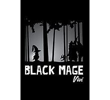 Black Mage - Vivi Photographic Print