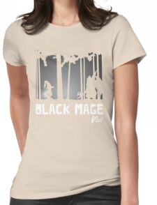 Black Mage - Vivi Womens Fitted T-Shirt