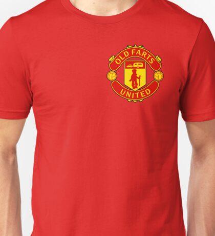 Old Farts United Unisex T-Shirt
