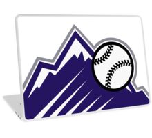 Colorado Rockies Laptop Skin