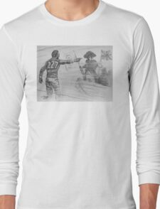 Adam Goodes and the history of Australia (2015) Long Sleeve T-Shirt