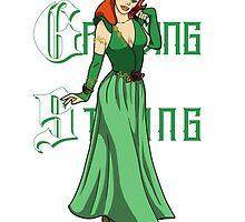 Ivy Tyrell - Game of Heroes  by LeenaCruz