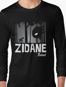 Zidane Tribal Long Sleeve T-Shirt