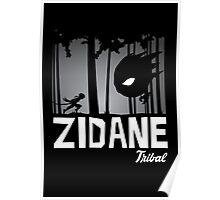 Zidane Tribal Poster