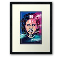 The Ice + The Fire : Jon Framed Print